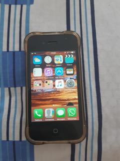 iPhone 4s 16gb Negro
