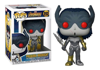 Funko Pop Proxima Midnight N 292 Avengers Infinity War Mf