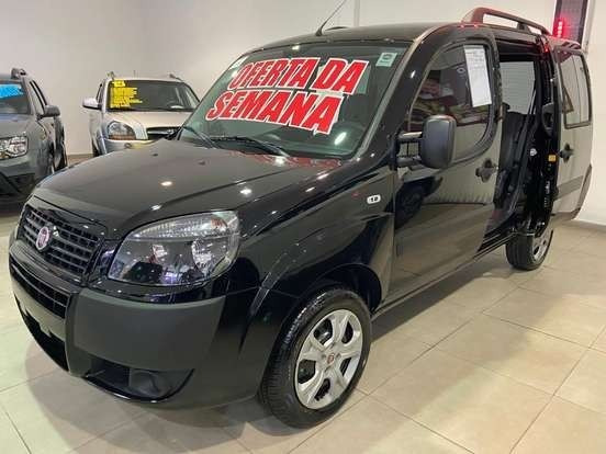 Fiat Doblô 1.8 Mpi Essence 7l 16v Flex 4p Manual 2020