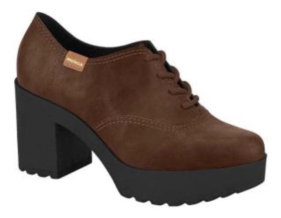 Sapato Moleca Tratorado Oxford