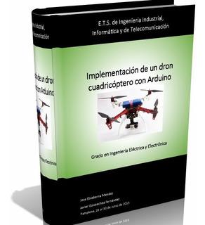 Construcción De Un Dron Con Arduino - Pdf