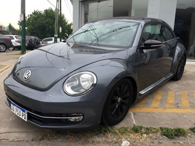 Volkswagen The Beetle 1.4 Tsi Design Año 2016 10000 Km