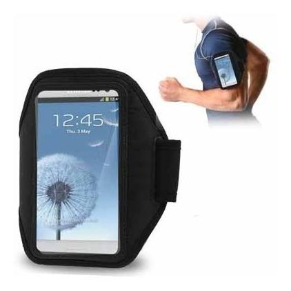 Imagen 1 de 5 de Armband Funda Brazalete Deportivo Para Samsung Galaxy S3, S4