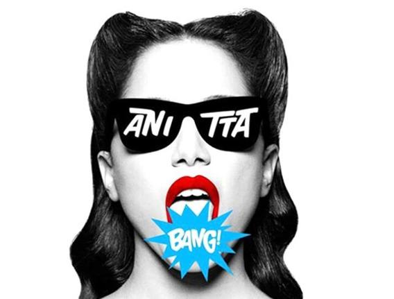 Cd Anitta- Bang