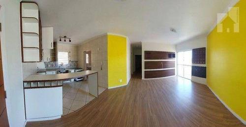 Apartamento Com 3 Dormitórios À Venda, 79 M² - Jardim Búfalo - Jundiaí/sp - Ap1867