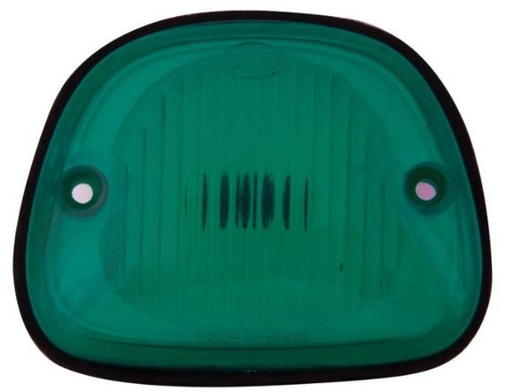 701400 Lanterna Dianteira/traseira Verde