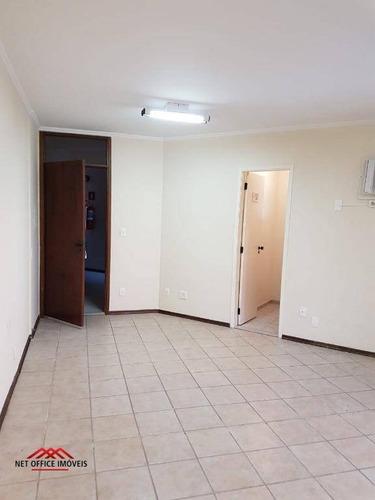 Imagem 1 de 5 de Sala À Venda, 27 M² Por R$ 135.000,00 - Jardim Esplanada - São José Dos Campos/sp - Sa0055