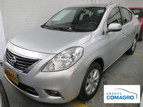 Nissan Versa Advance2013 Mkw556