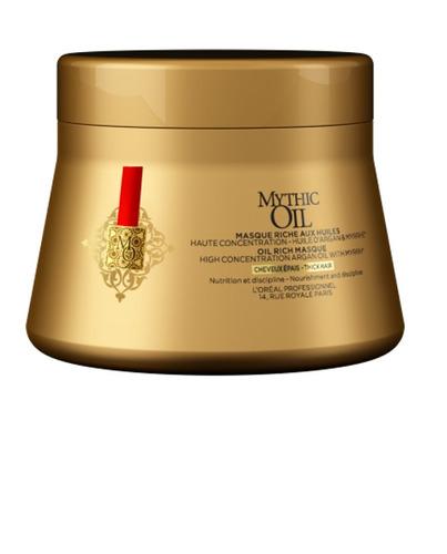 Imagem 1 de 5 de Máscara L'oréal Professionnel Mythic Oil - 200 Ml