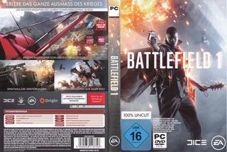 Battlefield 1 Pc - Origin Key - Entrega Inmediata