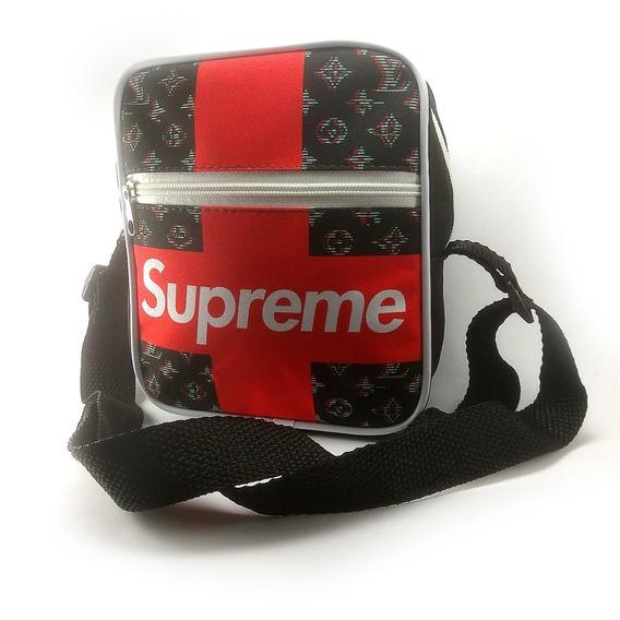 Bolsa Should Bag (supreme) 6x S/ Juros Pronta Entrega