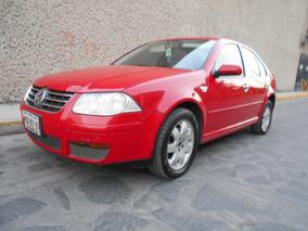 Vw Jetta Clasico, Mod. 2009, Color Rojo
