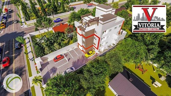 Apartamento Com 2 Dormitórios À Venda - Cruzeiro - São José Dos Pinhais/pr - Ap1229