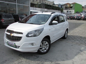 Chevrolet Spin 1.8 Ltz 7l Aut. 5p 2013 Branca