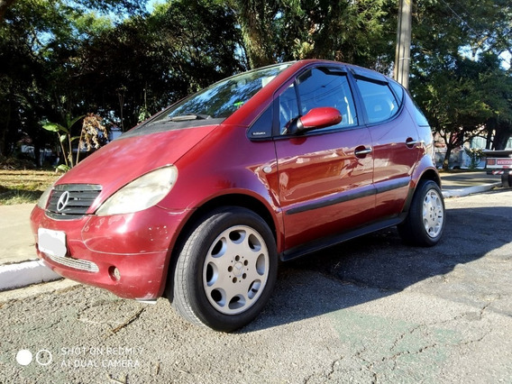 Mercedes Benz Classe A A160 Elegance Manual