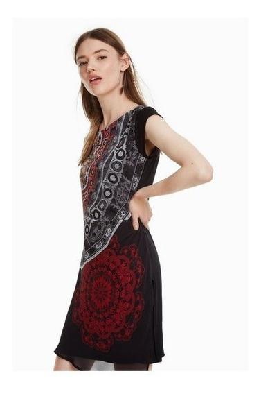Vestido Marca Desigual Modelo Babilon Mandalas