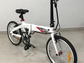 Bicicleta Eléctrica Beta B-52 Plegable 0km