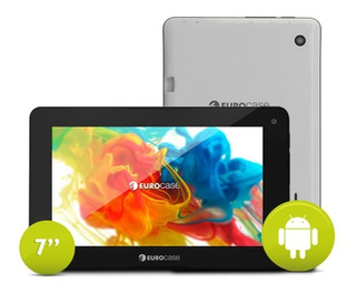 Tablet Eurocase Argos Eutb-704s 7 8gb Con Memoria Ram 1gb