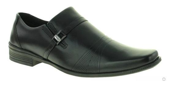 Sapato Ferracini Em Couro - 4378-223r