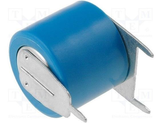 Bateria Cr1/3n 1/3n Pcb 3v Lithium Com 3 Terminais