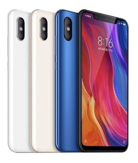 Xiaomi Mi 8 / 128gb / Versao Global + Capa + Pelicula