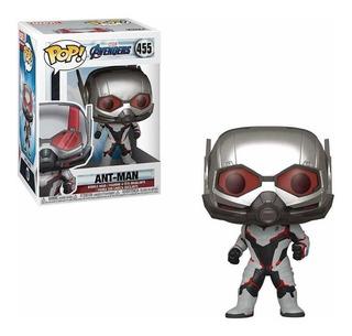 Funko Pop Ant Man Avengers Marvel Número 455