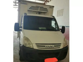 * Iveco Daily 35s14 Ano 2012