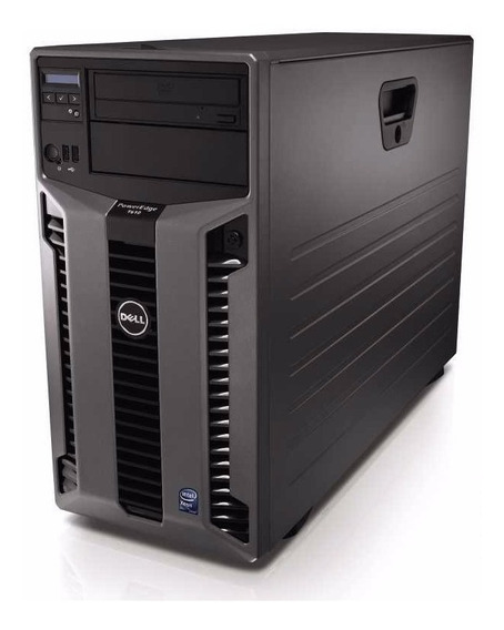 Servidor Dell Poweredge T610 2 Xeon 5570 32gb 1,2tb Sas