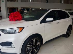 Ford Edge St 2019 Potencia Y Desempeño.