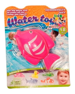 Pez A Cuerda De Juguete Para El Agua