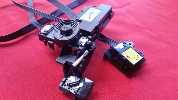Kit Sensor Ir Botão Power Adptador Wifi Tv Un48j5500ag Frete