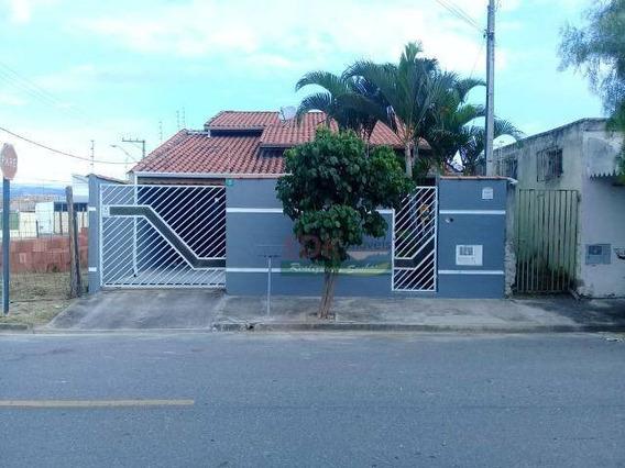 Casa Com 3 Dormitórios À Venda, 102 M² Por R$ 265.000 - Água Preta - Pindamonhangaba/sp - Ca2189