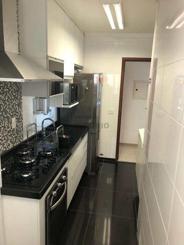 Apartamento Com 2 Dorms, Santa Teresinha, São Paulo - R$ 480 Mil, Cod: 3041 - V3041