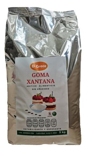 Imagen 1 de 5 de Goma Xantana 3 Kg  Sin Gluten Para Alimentos