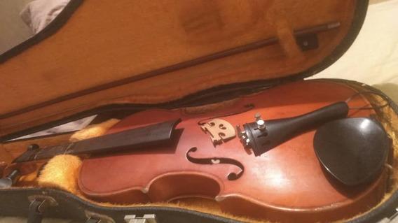 Violin De1/2 Marca Suzuki Con Estuche Duro Usado
