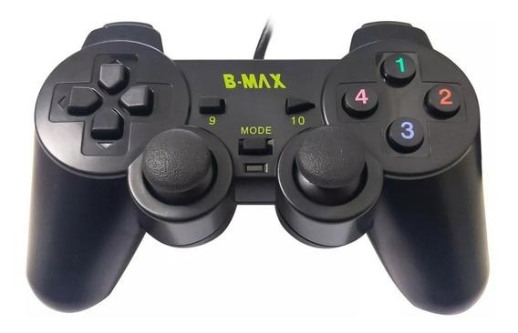 Controle Game Com Fio Para Computador/notebook B-max Bm-321