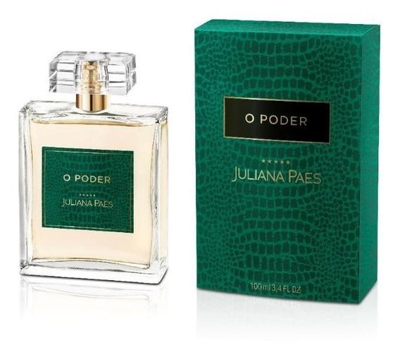 Perfume Juliana Paes O Poder Deo Colônia 100ml