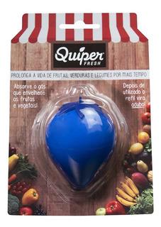 Kit Com 2 Morango Azul Quíper Fresh + Refil Com 12 Sachês