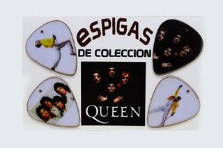 Espigas De Coleccion Queen Para Guitarra