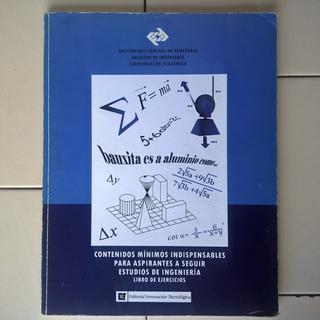 Libro Contenidos Mínimos De La Ucv