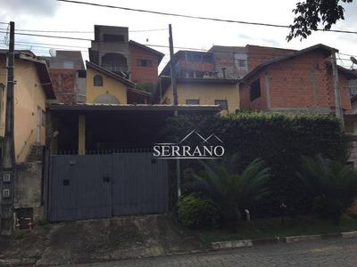Casa Com 1 Dormitório À Venda, 101 M² Por R$ 350.000 - Parque Das Paineiras - Vinhedo/sp - Ca0314