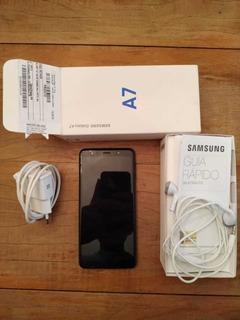 Celular Samsung Galaxy A7 64gb