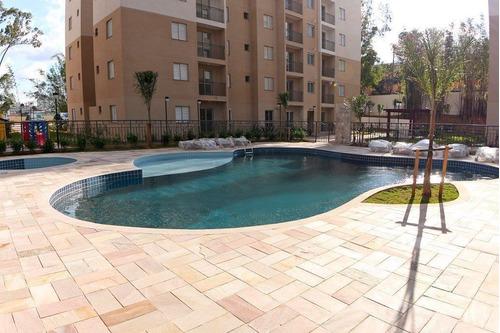 Apartamento À Venda, 54 M² Por R$ 335.000,00 - Vila Liviero - São Paulo/sp - Ap6919