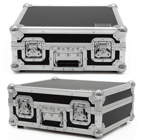 Hard Case Para Par De Toca Disco Technics Mk ,mk2