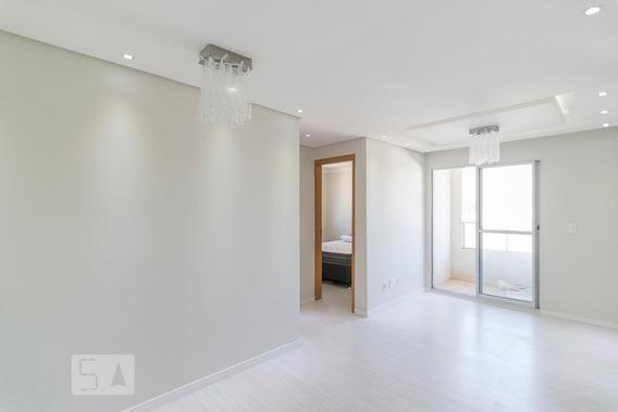 Apartamento No 6º Andar Com 2 Dormitórios E 1 Garagem - Id: 892945600 - 245600