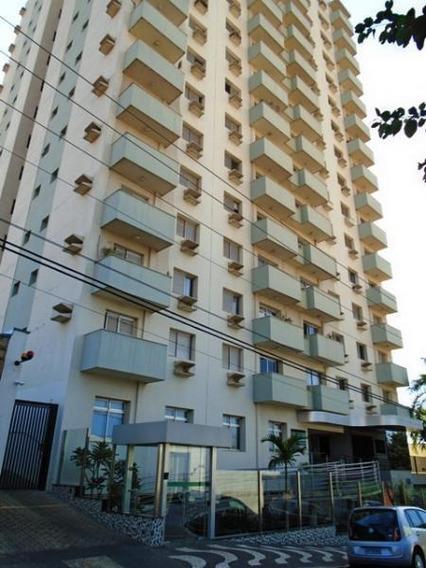 Apartamento Para Venda Em Araras, Jardim Anhangüera, 4 Dormitórios, 1 Suíte, 2 Banheiros, 2 Vagas - V-048