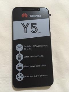 Celular Y5 Neo 16 Gb Nuevo En Caja Telcel