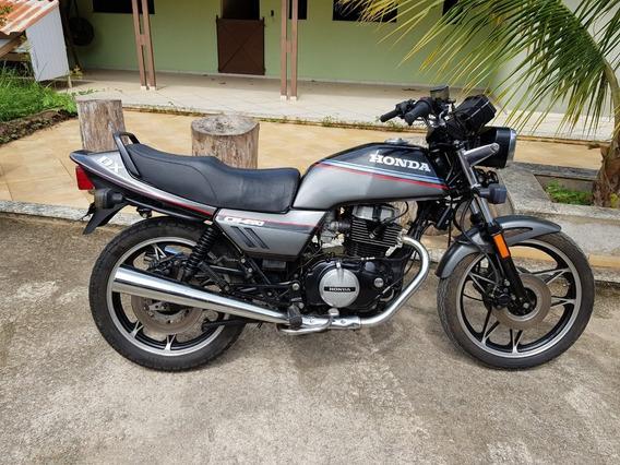 Honda Cb 450c Dx - Ano 1988/1988