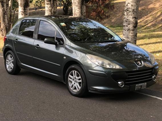 Peugeot 307 2.0 Hdi Xt Premium 110hp 2009 5 Ptas