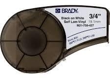 Etiqueta Fita M21-750-427 Brady 19mm Auto-laminada Bmp21
